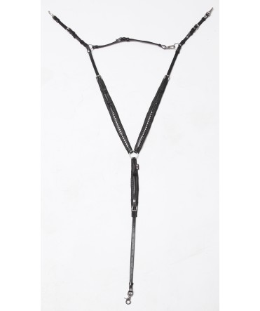 Collier de chasse Bling