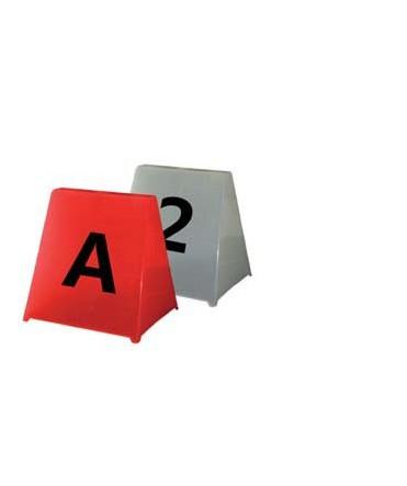 Trapèze - Lettres et chiffres