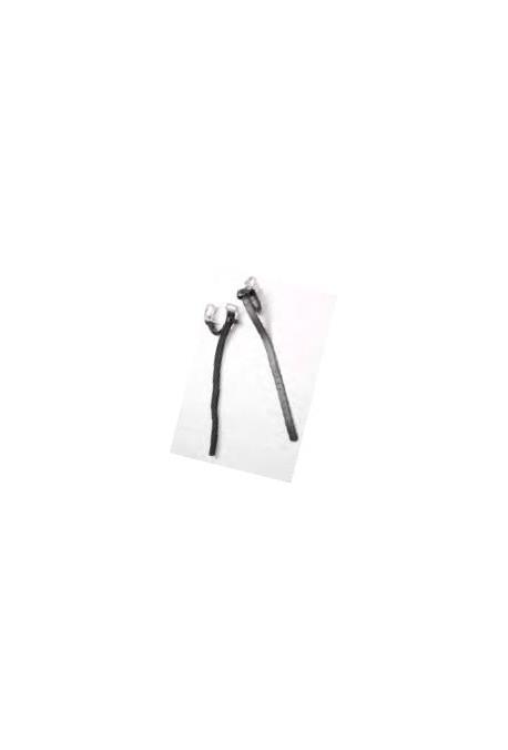 SL SHETLAND - Bracelets de brancards de sécurité, 25 mm (paire)