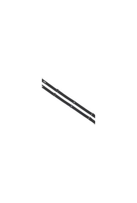 Support de traits de tandem élastiques (la paire)