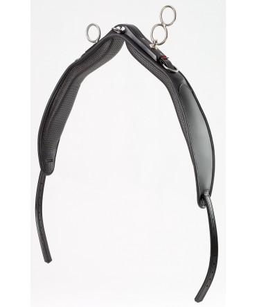CLASSIC - Sellette pour cheval de timon (clé double)